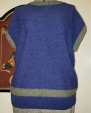 Vintage Giorgio Armani Logo Sweater Vest