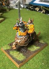 Warhammer-El Imperio-demigryph Knight (ref 3) - Excelentes Con