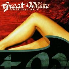 GREAT WHITE . GREATEST HITS - CD SIGILLATO 2001