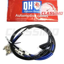 Rear Handbrake Cable for FORD FOCUS ST170 2.0inj 16v - 2002 to 2005 - QH