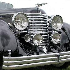 1 Auburn Cord Duesenberg 24 Exotic Vintage Antique Car Rare 12 Concept 18 Black