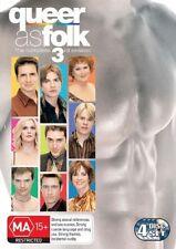 Queer As Folk (U.S.) : Season 3 (DVD, 2008, 4-Disc Set)