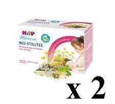 2 x Hipp Organic Thé pour la femme qui allaite -20 Sachets de Thé