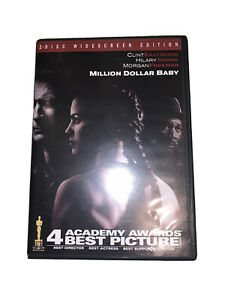 Million Dollar Baby (DVD Disc Only, 2-Disc Set) Hilary Swank, Clint Eastwood