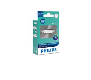 Philips 11864ULWX1 - Ultinon LED Festoon 43mm LED 12V White fits Porsche 911 ...