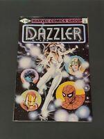 """(1) 1981 Marvel Comics, Vol.1 #1, """"Dazzler"""" ~ (1st Appearance)"""