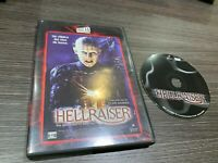 Hellraiser DVD Clive Barker