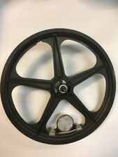 New Old Stock Genuine old school bmx Front ACS Z Mag In Black