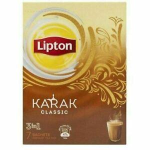 Lipton Instant Tea Mix Karak Classic 19g x Pack of 7