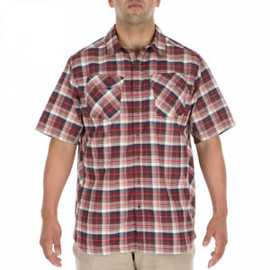 5.11 Tactical Men's Slipstream Covert Short Sleeve Shirt Concealed Carry