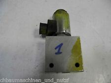 Einschraubpatronenventil Flow Control Valve Steuerblock Hydraulikblock Ventil