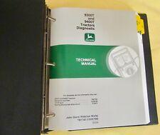 John Deere 9300T & 9400T Tractors Diagnostic Technical Manual TM1783