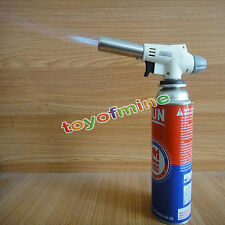 Gas Butane Flame Gun Blow Torch Burner Welding Solder Iron Soldering Lighter