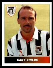 Panini Football League 95 - Grimsby Town Gary Childs No. 106