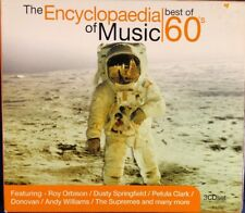Various Artists: The Encyclopaedia Of Music - Best Of 60's 3CD Box Set