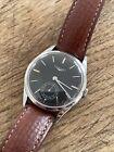 Stunning Vintage 1957 Black Dial Longines Watch