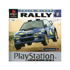 Colin Mcrae Rally Platinum PSX (SP)