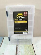 Plano ProLatch 3600 Utility StowAway Box 6-21 - Medium Customizable Tackle Box