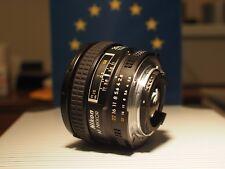 Nikon Objectif Nikkor 2,8/20mm