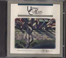 BOB MINTZER - Urban contours - CD 1989 MINT CONDITION