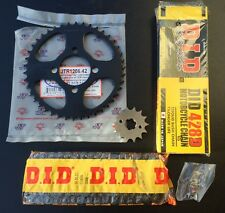 Tuning Chain Kit Honda CBR 125 R, cbr125, jc34/39, 14-42-124, brief translation