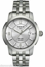 [FINAL SALE] NEW TISSOT PRC 200 QUARTZ DATE MEN'S WATCH T014.410.11.037.00