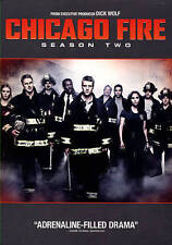 Chicago Fire: Season Two (DVD, 2014, 5-Disc Set)