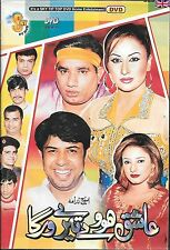 Aashiq HOWE TERE warga - COMEDIA obra de Teatro - DVD