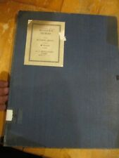 RAREST MODERN DESIGNS G. PREVOT PORTFOLIO CA 1900-1910 29 PLATES ARCHITECTURE