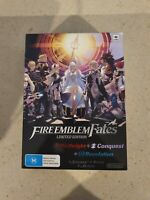 Fire Emblem Fates Nintendo 3DS Limited Edition Contents Only, No Game