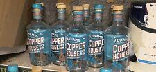 Empty Gin Bottles Adnams Copper House Gin X 5