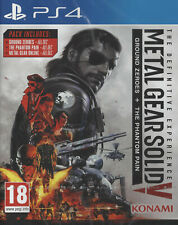 METAL GEAR SOLID V: THE DEFINITIVE EXPERIENCE (ITA)