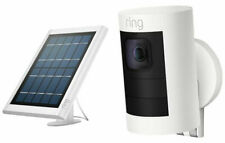 Ring Stick Up Cam Security HD Solar Camera (3. Generation) mit...