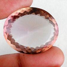 VVS 60 Cts Huge Natural Ametrine Certified AAA Quality Unheated Gemstone