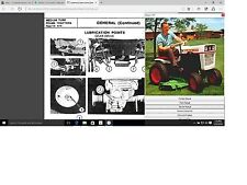 Bolens 1050 tractor service parts n owners manual library