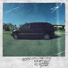 "Kendrick Lamar ""good kid, m.A.A.d city"" Music Album Art Canvas Poster Print #2"