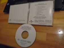 RARE ADV PROMO Grand National CD Kicking the National Habit & B-SIDES publishing