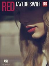 Taylor Swift: Red (Easy Guitar) by Hal Leonard Corporation (Paperback, 2012)