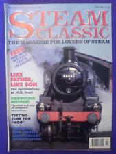 STEAM CLASSIC - COMPOUND LOCOS - July 1992 #28