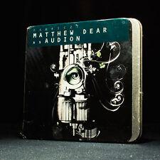 Stoff 27 - Matthew Dear Audion - musik cd album