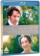 PRIDE and PREJUDICE Complete BBC Series 2 Disc Blu ray Set RB/Aust New not a DVD