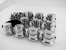10 Double End Tom / Snare Drum Lugs with Gaskets Screws