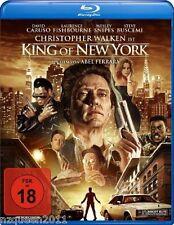 King of New York [Blu-ray] Uncut Version - Actiondrama ! * NEU & OVP *