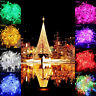 50M 500 LED Fairy String Light Christmas Wedding Xmas Party Outdoor Decor  !