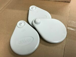 Warensicherung Hartetiketten 500 Stück - Frequenz 1.81 Mhz gebraucht mit Pins