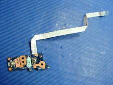"Sony VAIO 15.6"" VPCEE3WFX Genuine Power Button Board w/Cable DANE7TB16E0 GLP*"