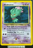 Carte Pokemon MISDREAVUS 39 BLACK STAR PROMO Wizard ENGLISH Near Mint+