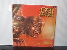 """OZZY OSBOURNE Shot In The Dark EPIC RECORDS 7"""" VINYL SINGLE Free UK Post"""