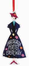 Lenox / Disney Mary Poppins Returns Practically Perfect Ornament New in Box
