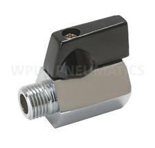 Ball Valve 1/4 bsp Male Female  Air Compressor to hose Mini Ball Valve *VMMF04*